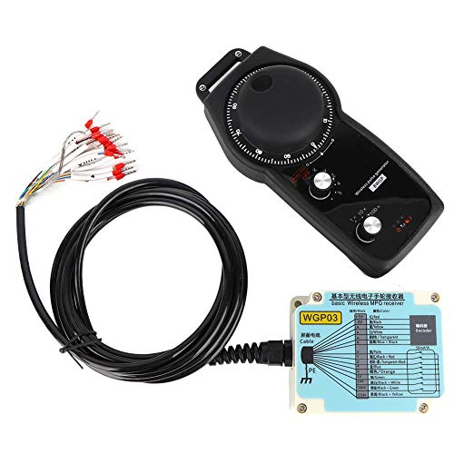 BWGP03-5AA Controlador rueda mano electrónico