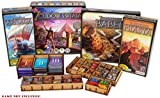 docsmagic.de Organizer Insert for 7 Wonders Box - Encarte