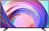 Smart TV de 32/43/49 Pulgadas, Pantalla LED 4K IPS, TV por Internet de Marco Estrecho, protección para los Ojos Azules, WiFi Integrado, HDMI, USB y múltiples Puertos de Audio