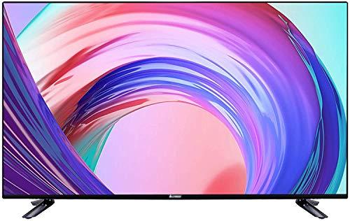 32/43/49-Zoll-Smart-TV, LED-4K-IPS-Display, Internet-TV mit schmalem Rahmen, Schutz für Blaue Augen, integriertes WLAN, HDMI, USB und mehrere Audioanschlüsse