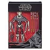 Star Wars The Black Series 6 Inch General Grievous Figure