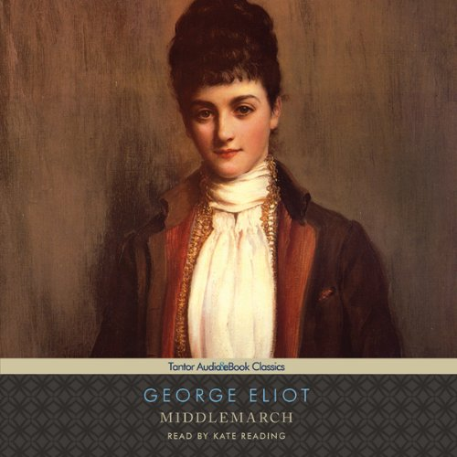 Middlemarch audiobook cover art