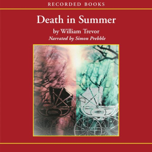 Death in Summer audiobook cover art