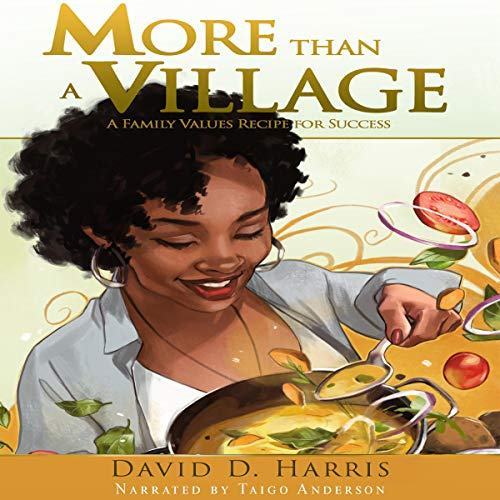 More than a Village audiobook cover art