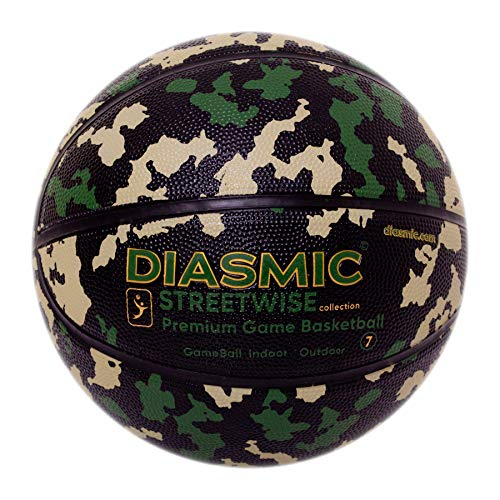 Purchase Millenti Bend-It Streetwise Indoor-Outdoor Street Basketball (Army Tactical)
