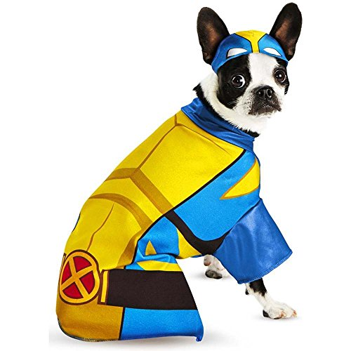 Disguise Wolverine Superhero Pet Dog Costume
