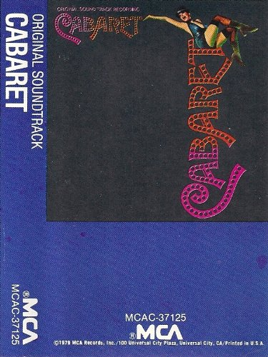 Cabaret-original Soundtrack