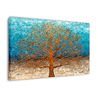 Yihui Arts Tree Wall Art by Yihui Arts