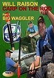 Will Raison Carp On The Rod Part 3 - Big Waggler DVD