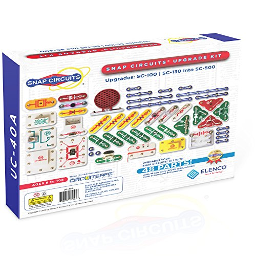 Snap Circuits Jr Select/ SC130 to SC500/ Upgrade Kit
