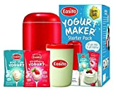 EasiYo Home-made Yoghurt Making Kit. Includes Maker, Jar & 2 Sachets