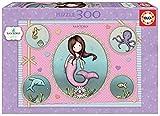 Educa - Gorjuss So Nice To Sea You Puzzle, 300 Piezas, Multicolor (18646)