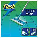 Flash Speedmop Starter Kit, Fast Easy and Hygienic Floor Mop, for Any Type