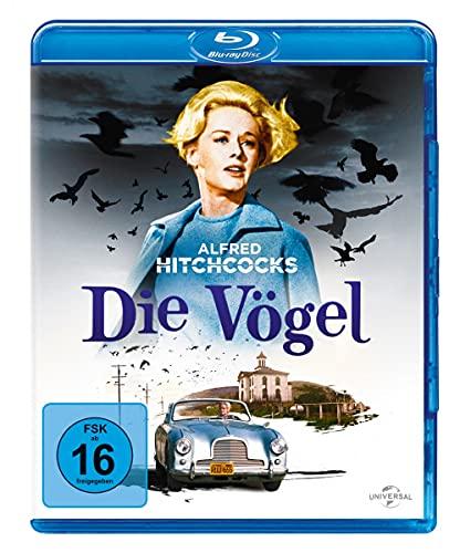 Die Vögel [Blu-ray]