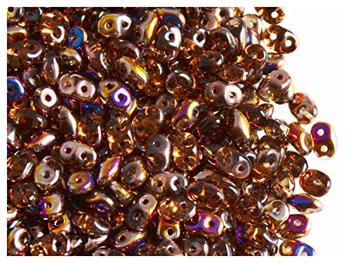 Aqua-Mix; *2398 5-6 mm 20 g Böhmische Rocailles Perlen
