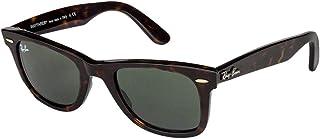 نظارات شمسية من راي بان باطار اسود Rb2140-902-50-22-150، عدسات باللون الاسود