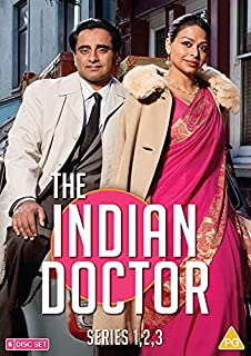 The Indian Doctor Series 1-3 [DVD] [2010]