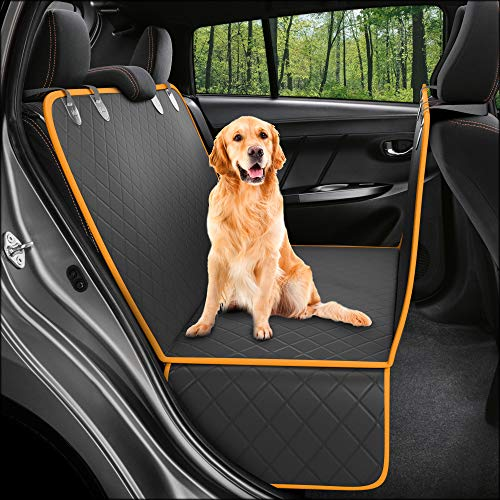 dog back seat cover protector