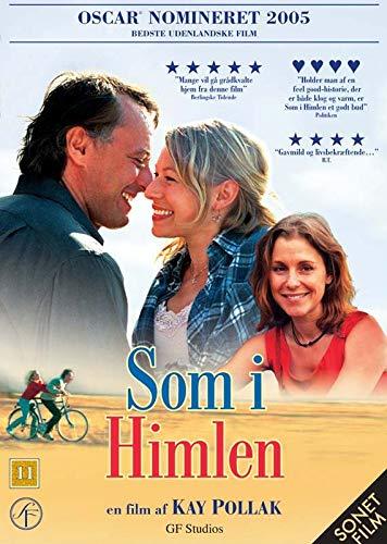 DVD Wie im Himmel (As it is in heaven) DÄNISCH : Som i Himlen