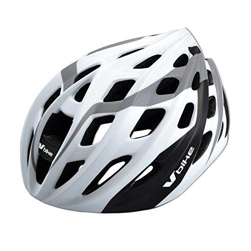 V Bike - Casco v bike mtb/road 24 in mould, talla m...