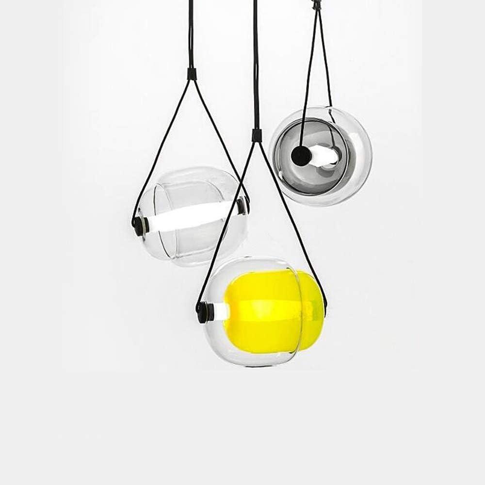 Chenteshangmao Single-Head Capsule Max 41% OFF Glass Creative Charlotte Mall Nordic Simple