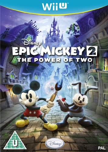 Disney Epic Mickey 2: The Power Of Two [Importación Inglesa]
