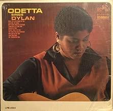 odetta sings dylan vinyl