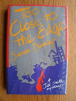 Too Close to the Edge 0440203562 Book Cover