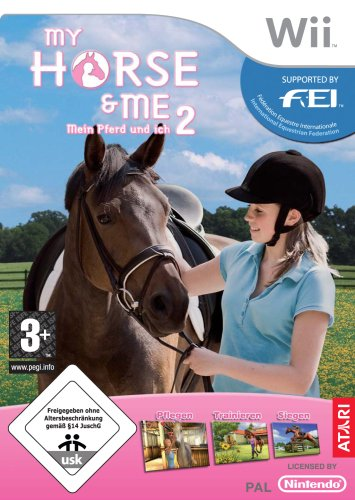 Atari  My Horse and Me 2, Wii
