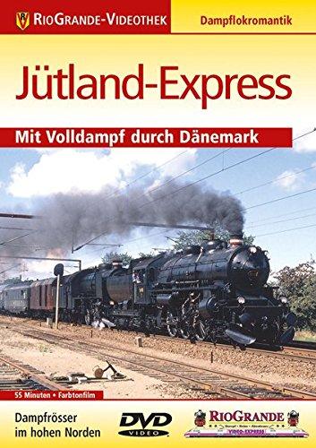 Jütland-Expreß: Mit Volldampf durch Dänemark