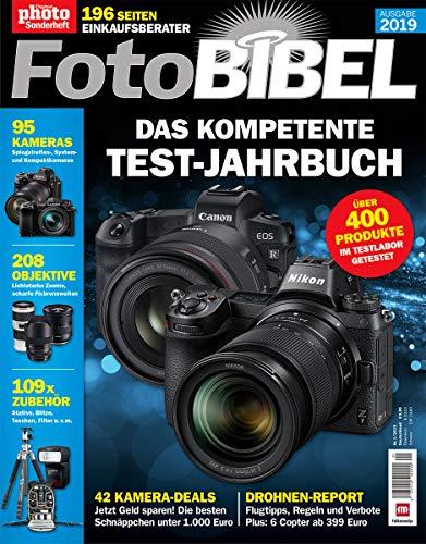 FOTO BIBEL 2019 Der Einkaufsberater für Ihre neue Kamera