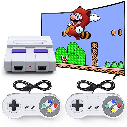 Mini Retro Game Console, HDMI HD, 821 Built in Video Games, Mini Classic Game System, Retro TV Game Console, Super Console Classic Edition, Retro Video Game Console, Plug and Play, 2 Wired Joysticks