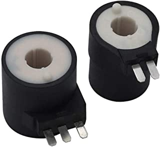 279834 Dryer Gas Valve Ignition Solenoid Coil Kit Compatible with Kenmore Whirlpool Dryers ReplacementPart by AMI - Replace PS334310 694540 AP3094251