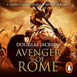 Avenger of Rome cover art