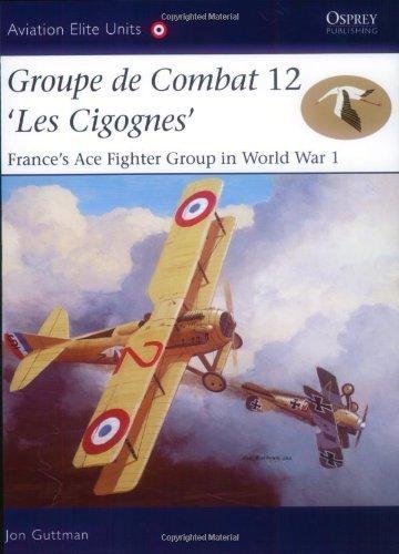 Groupe de Combat 12, 'Les Cigognes': France's Ace Fighter Group in World...