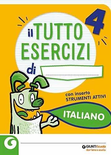 Tuttoesercizi. Italiano. Per la 4ª classe elementare