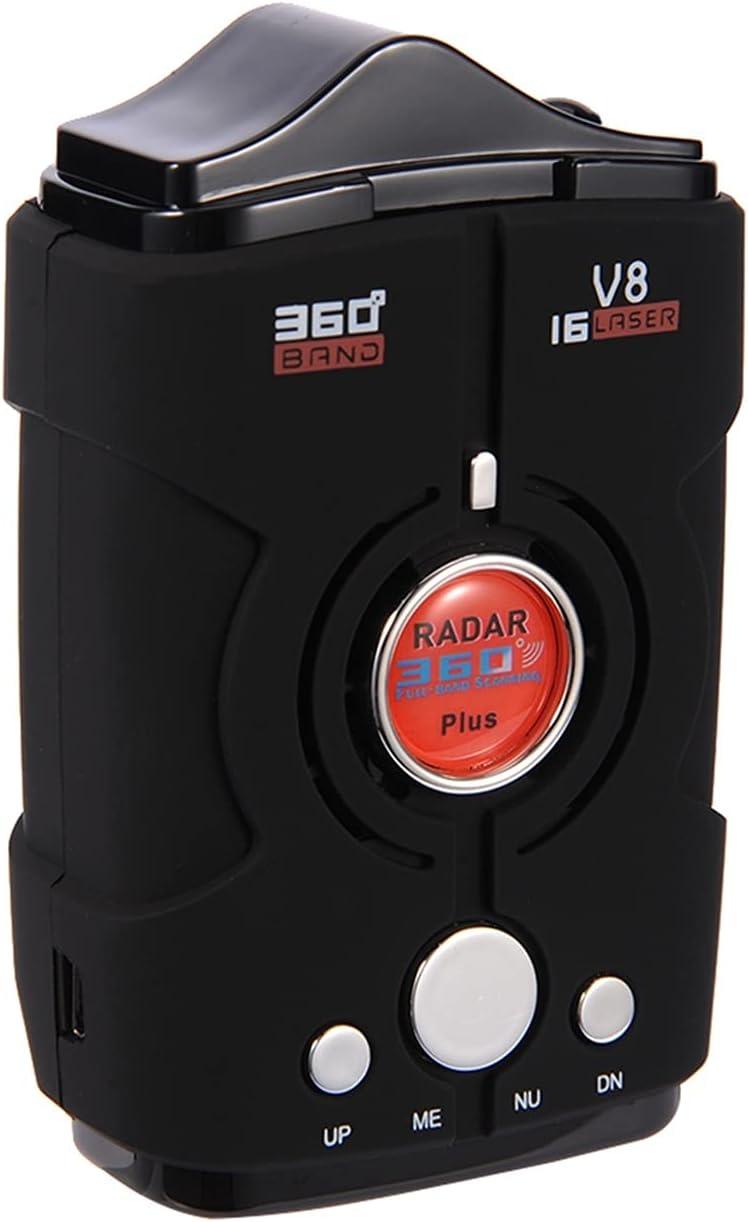 Auto Car Max 43% OFF Anti Radar Detector 360 Superlatite Degree M V8 Vehicle Speed