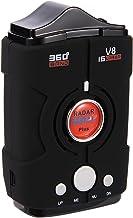 $53 » youyu6-2o521 Auto Car Anti Radar Detector 360 Degree Vehicle Speed Radar V8 Mobile Radar Speed Warning Device Automotive S...