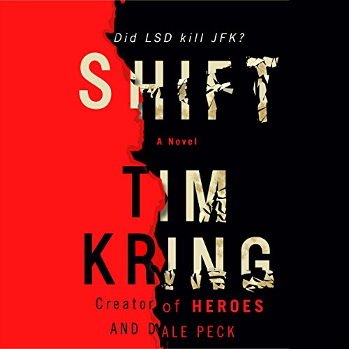 Shift audiobook cover art