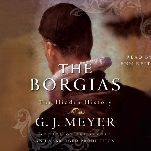 The Borgias  By  cover art