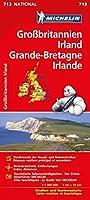 Grossbritannien, Irland 1 : 1 000 000: Strassen- und Tourismuskarte