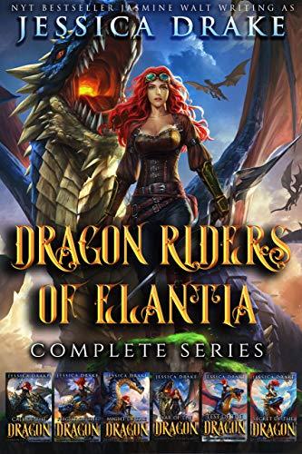 Dragon Riders of Elantia Complete Series Boxed Set: an epic dragon fantasy...