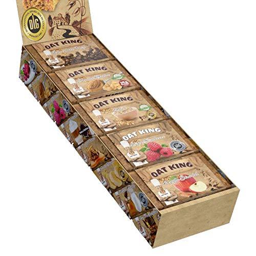 OAT KING Mix-Box (Vegan) 10x95g (D)
