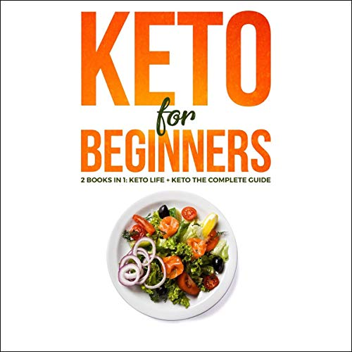 Keto for Beginners cover art