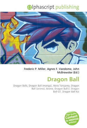 Dragon Ball: Dragon Balls, Dragon Ball (manga), Akira Toriyama, Dragon Ball (anime), Anime, Dragon Ball Z, Dragon Ball GT, Dragon Ball Kai
