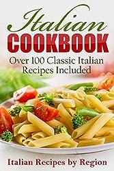 Italian Recipes by Region. Over 100 Classic Italian Recipes to buy from Amazon.