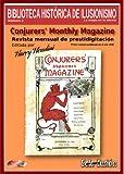 Revista Mensual de prestidigitación (Conjurers monthly magazine) (Biblioteca histórica de ilusionismo nº 2)