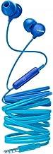 Philips SHE2405BL/00 Upbeat inear Earphone with Mic (Marine Blue)