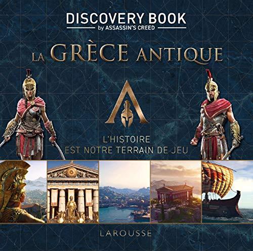 Assassin's creed Discovery Book : la Grèce antique