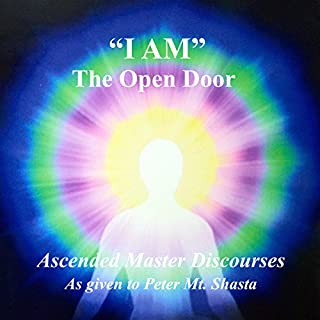 I Am the Open Door audiobook cover art